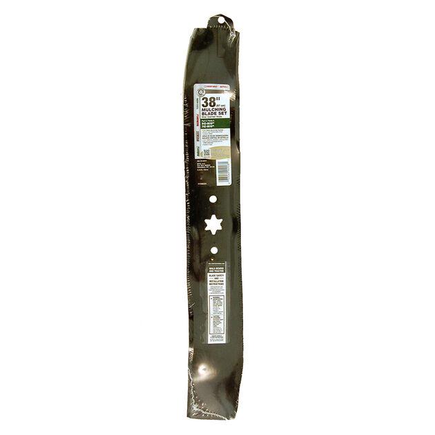 3-in-1 Blade Set for 38-inch Cutting Decks