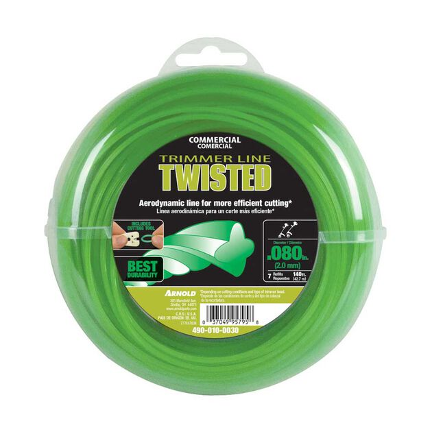 ".080"" Twisted Trimmer Line"