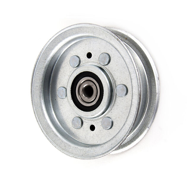 """Flat Idler Pulley - 3.5"""" Dia."""