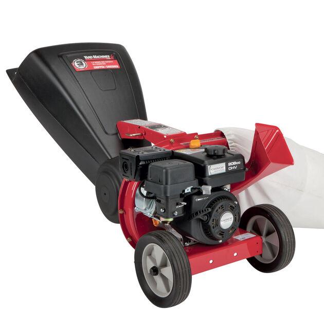 Yard Machines 3-in-1 Chipper Shredder