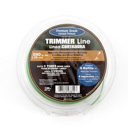 """.080"""" Premium Trimmer line"""