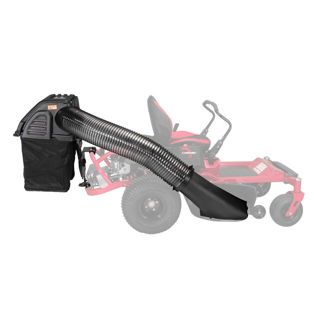 Double Bagger for 50- and 54-inch Decks