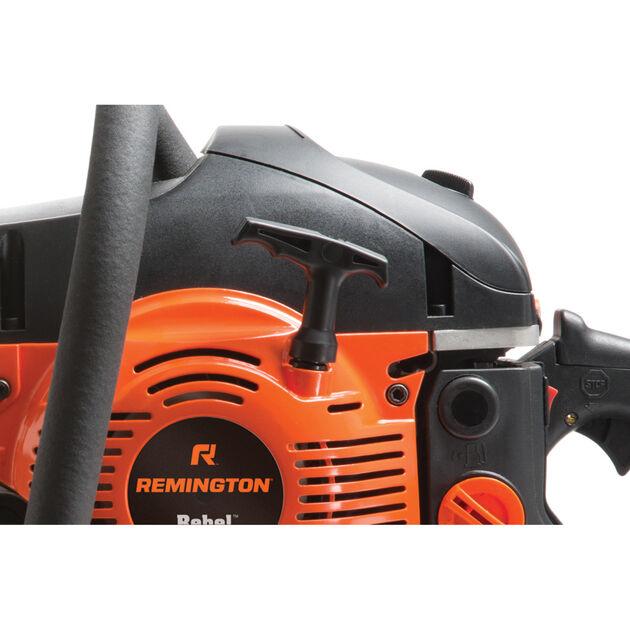 """Remington RM4218 18"""" Rebel Gas Chainsaw"""