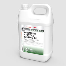 SAE 30 Engine Oil - 48 oz