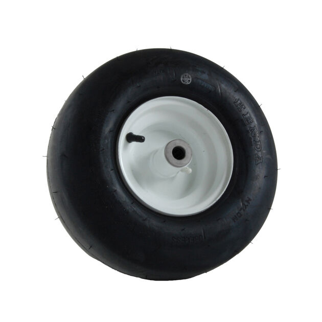 Caster Wheel Assembly