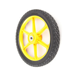 Wheel Assembly, 14 x 2 - Yellow