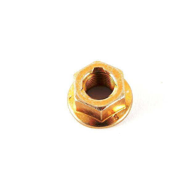 Hex Flange Lock Nut, 7/16-20