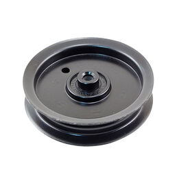 "Idler Pulley w/ Flange - 4.06"" Dia."