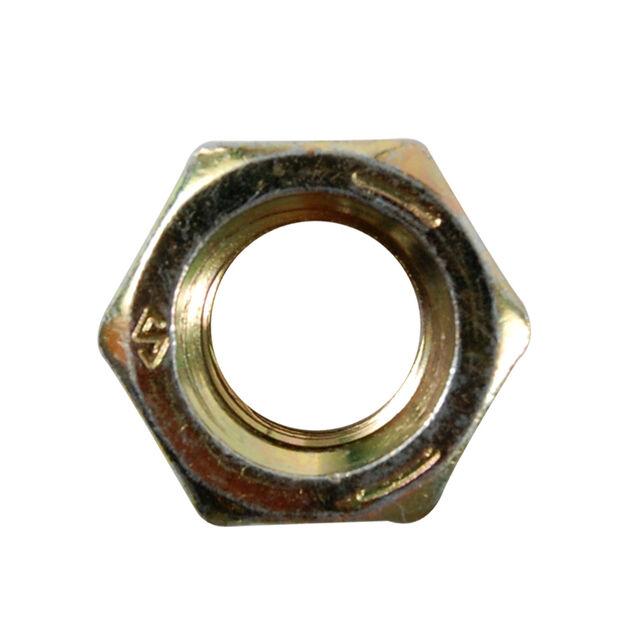 Hex Lock Nut, 3/8-16