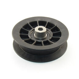 Backside Idler Pulley