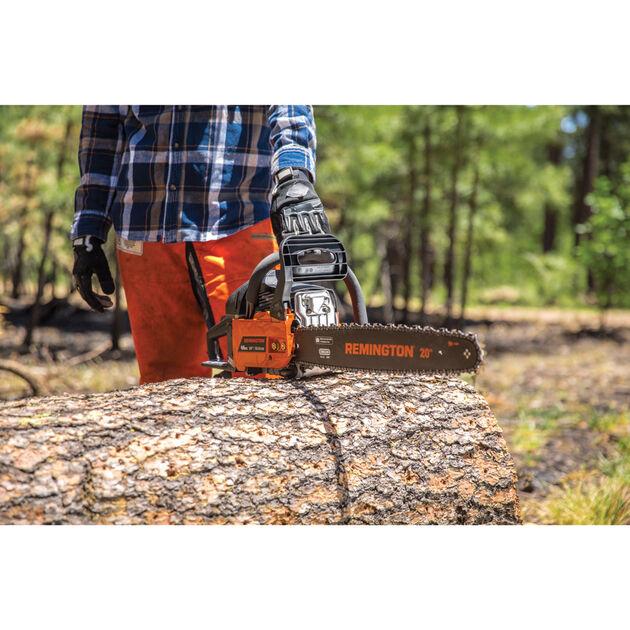 "Remington RM4620 20"" Outlaw Gas Chainsaw"