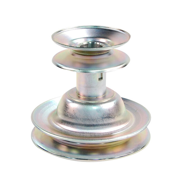 """Engine Double Pulley - 3.56"""" / 5.5"""" Dia."""