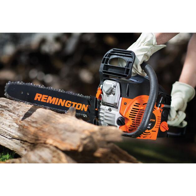 """Remington RM4214 14"""" Rebel Gas Chainsaw"""