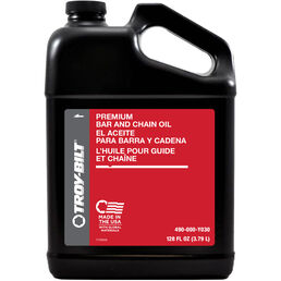 Bar and Chain Oil - 128 oz.