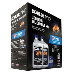Kohler 300 Hour Extended Life Oil Change Kit (2 Quart+ Filter)
