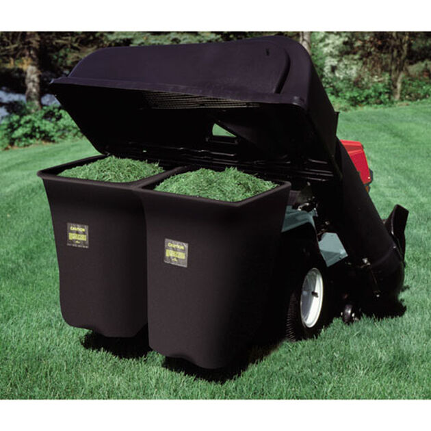Riding Mower Bagger for 38- and 42-inch Decks