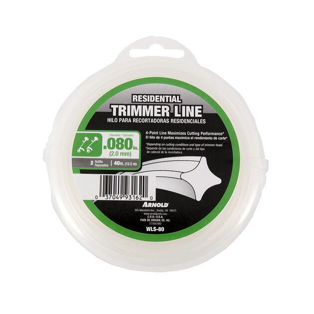 ".080"" Residential Trimmer Line"