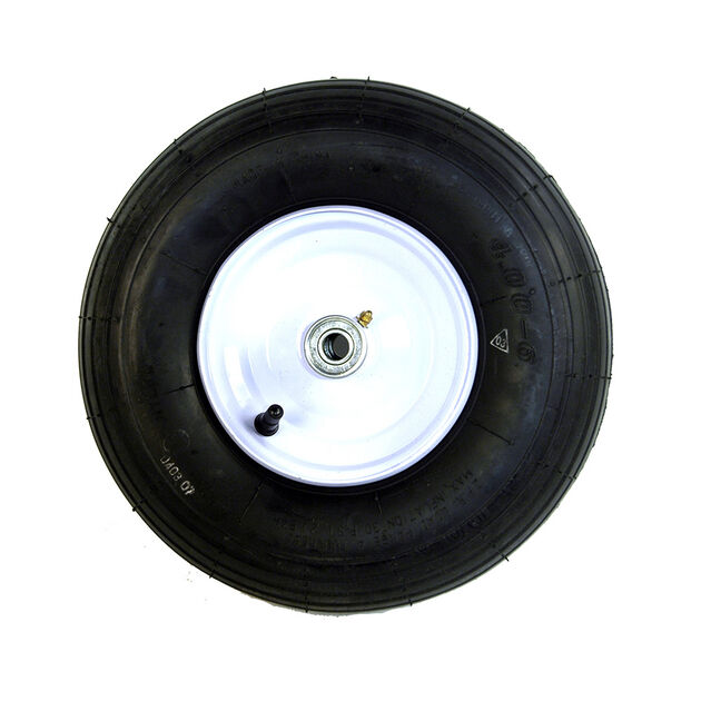 Wheel-480/400 x 6 2Ply Ribbed Tread
