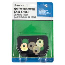 Universal Steel Skid Shoes