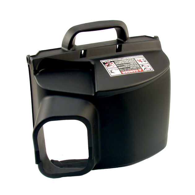 Top Discharge Grassbag Cover