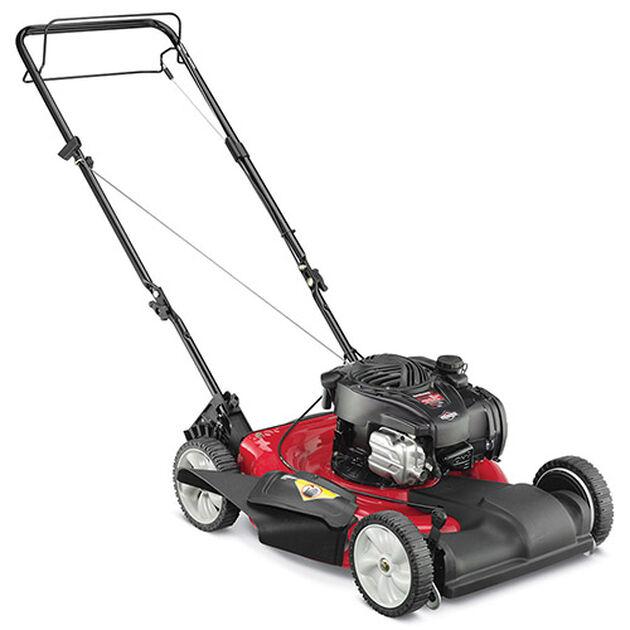 """Yard Machines 21"""" Self-Propelled Mower"""
