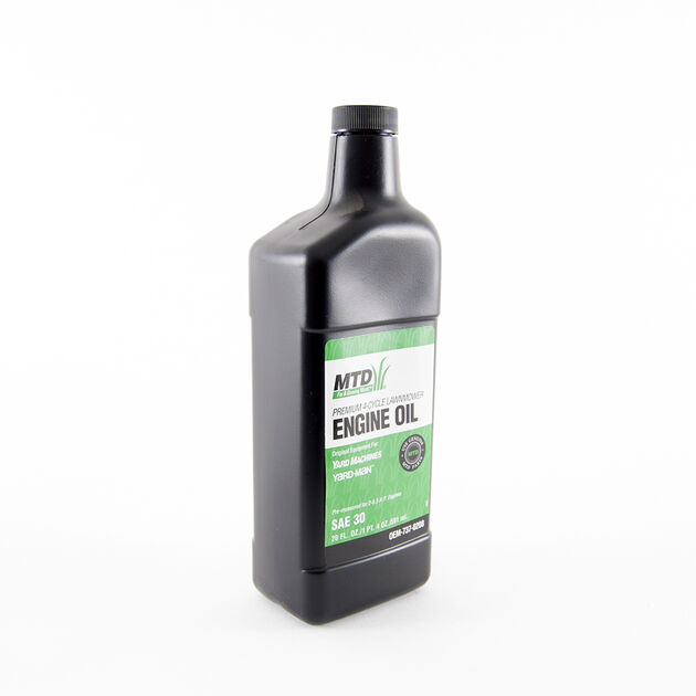 SAE 30 Engine Oil - 20 oz