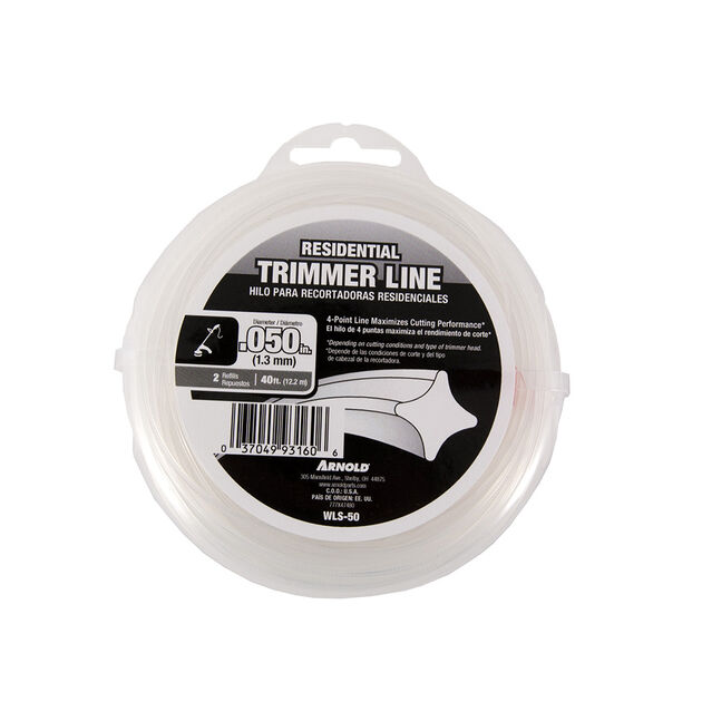 ".050"" Residential Trimmer Line"