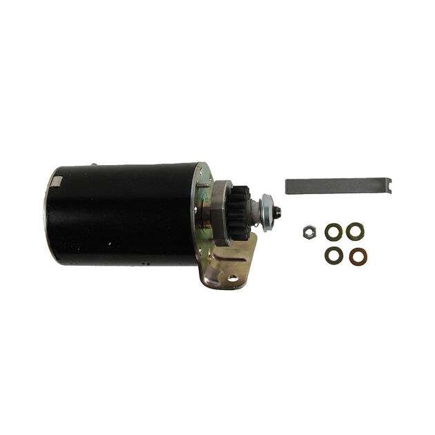 Briggs and Stratton Part Number 795121. Electric Starter Motor